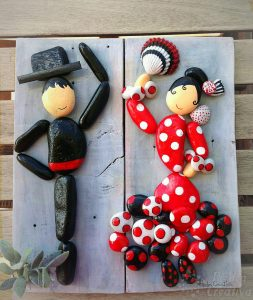 Flamenco dancers in Piedra Creativa