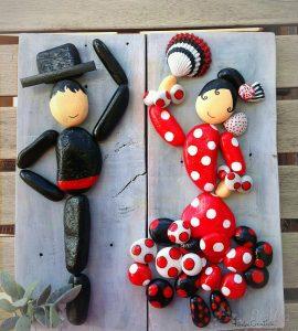 Bailaores flamencos en PiedraCreativa