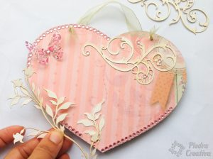 decoracion de corazon dia de la madre 300x224 - A special gift for the most important person ... Mom!