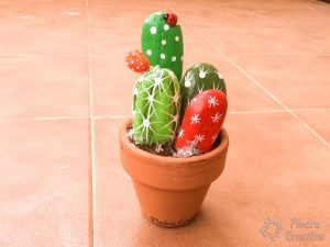 DIY - Colorful Cactus