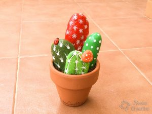 DIY - Cactus in PiedraCreativa