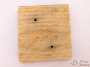 Diy madera para libélula