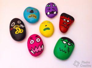 monstruos pintados en piedras 300x224 - monstruos-pintados-en-piedras