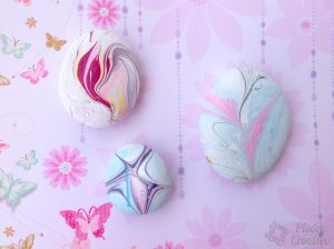 diy piedras pintadas en esmalte piedracreativa 300x224 - How to paint stones with nail polish