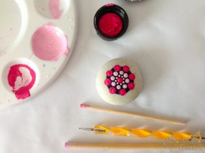 DIY how to make mandalas