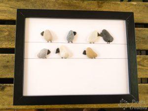 Birds of stones