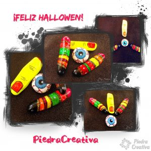 Happy Halloween with PiedraCreativa